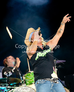 Poison Rikki Rockett and Bret Michaels