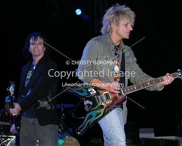 Poison Bobby Dall and CC Deville