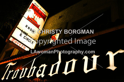 RNDM at the Troubadour 11/21/12