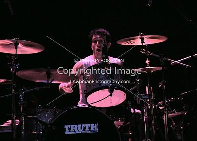 Jordan Plosky. Satellite Party @ Ventura Theater in Ventura, CA 10-04-07