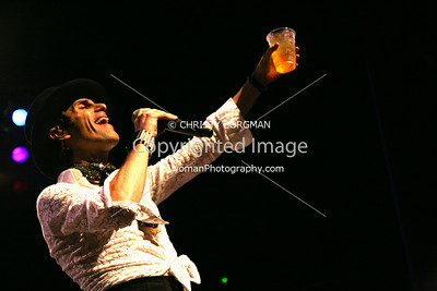 Perry Farrell.  Satellite Party @ Ventura Theater in Ventura, CA 10-04-07