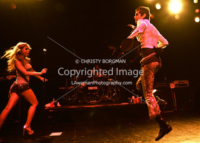 Satellite Party @ Ventura Theater in Ventura, CA 10-04-07