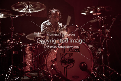Sevendust Morgan Rose