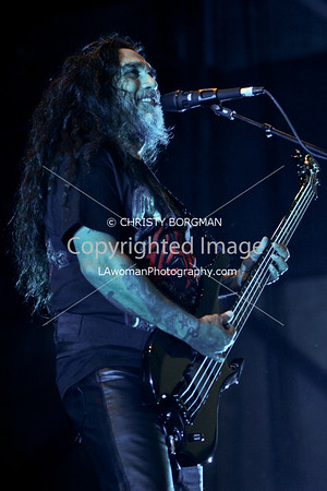 Slayer, Mayhem Festival 2012