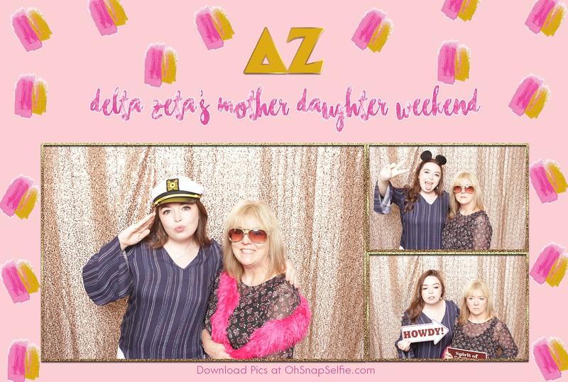 030418 - Delta Zeta Mother Daughter Weekend