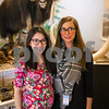 Sam Buckner for Shaw Media.<br /> The outgoing Midwest Museum of Natural History executive director Cindy Khatri (left) poses next to the new director Malwina Bardoni at an open house and good bye party for Khatri on Thursday March 9, 2017 in Sycamore.