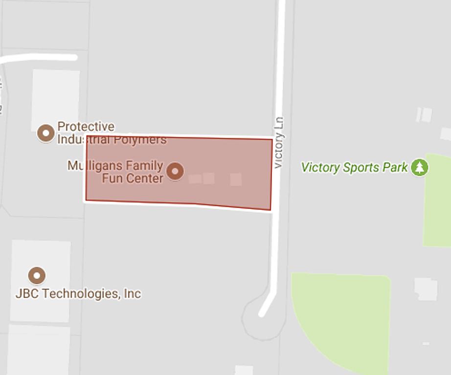 . 7760 Victory Lane, North Ridgeville. Amount due: $108,697.31. (Google Maps)