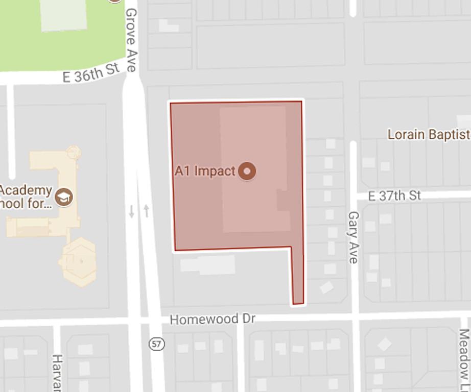 . 3725 Grove Ave., Lorain; and 2261 Homewood Drive, Lorain. Amount due: $155,637.51. (Google Maps)