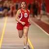 Pella, Iowa 031122016-- High School Indoor track in Pella, IA. Courier Photo by Dan L. Vander Beek
