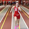 Pella, Iowa 031122016-- High School Indoor track in Pella, IA. Courier Photo by Dan L. Vander Beek