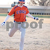 Sam Buckner for Shaw Media.<br /> Konnor Sosnowski touches home plate on Wednesday March 14, 2018 at Indian Creek High School.