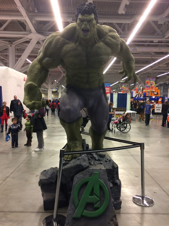 . Mark Podolski - The News-Herald Cleveland Wizard World Comic-Con on March 18 at the Huntington Convention Center of Cleveland.