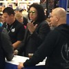 Mark Podolski - The News-Herald<br /> Cleveland Wizard World Comic-Con on March 18 at the Huntington Convention Center of Cleveland.