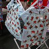Children's clothes with trains on them were for sale at the Railfest March 18, 2017. (Betsy Scott/The News-Herald)