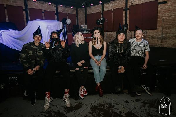 Emo Nite 03/2018 Dallas 1 year emoversary
