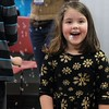 Aleks chases bubbles during bubble time at Special Needs Story Hour.<br /> Kristi Garabrandt - The News-Herald