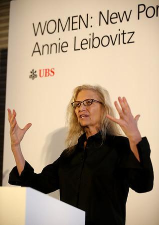 Annie Leibovitz WOMEN: New Portraits show in San Francisco