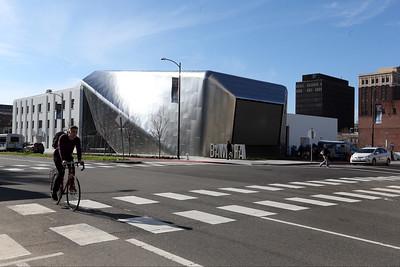 BERKELEY ART MUSEUM & PACIFIC FILM ARCHIVE