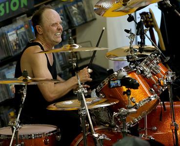 Metallica Record Store Day Rasputin Music Berkeley