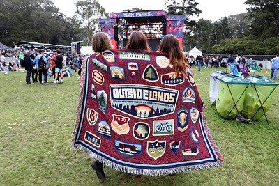 the Outside Lands MUSIC FESTIVAL