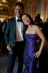 Attendees arrive to the San Francisco Opera's 93rd Season, Opera Ball 2015: Moonlight & Music event at the War Memorial Opera House in San Francisco, Calif., on Friday, Sept. 11, 2015. (Jose Carlos Fajardo/Bay Area News Group)