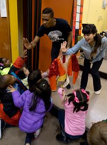 NUTCRACKER SCHOOL VISIT