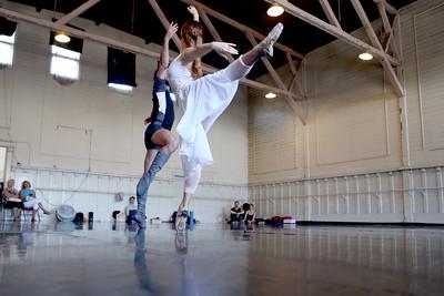Photos: Smuin Ballet company rehearsal in San Francisco