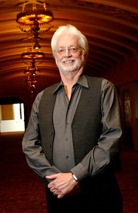 "David Rohrbaugh is photographed before a dress rehearsal of Puccini's ""Madama Butterfly"" at the California Theatre in San Jose, Calif. on Wednesday, Feb. 12, 2014. Rohrbaugh has been the musical director and founding member of Opera San Jose. He will retire after the 2013-2014 season. (Gary Reyes/Bay Area News Group)"