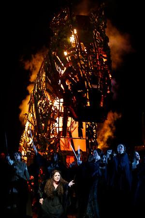 San Francisco Opera production Les Troyens