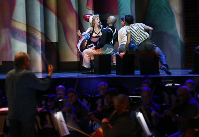 SAN FRANCISCO SYMPHONY ON THE TOWN