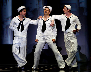 """San Francisco Symphony's """"On the Town"""""""