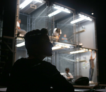 Sarah Shourd The Box play Z Space San Francisco