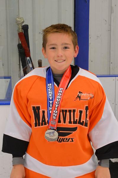 Nashville Flyers - Peewee A2 Bronze
