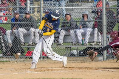 Baseball Southern vs Southern Fulton