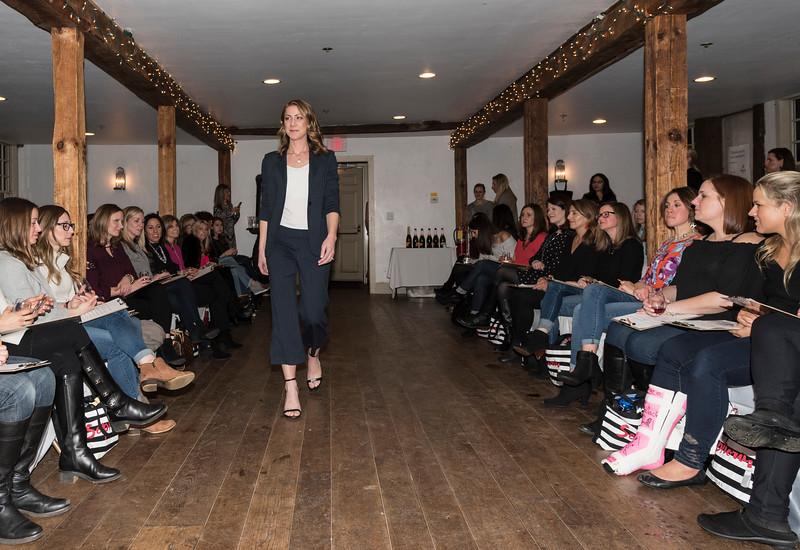 Lynnfield fashion show 8