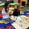 Lynnfield041719-Owen-read to a dog04