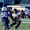 Sports. Football. Marblehead vs Swampscott. 7
