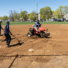 4 25 19 Lynn East Lynn Little League field repair 2