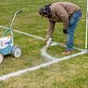 4 22 21 Lynnfield DPW ballfield maintenance 3