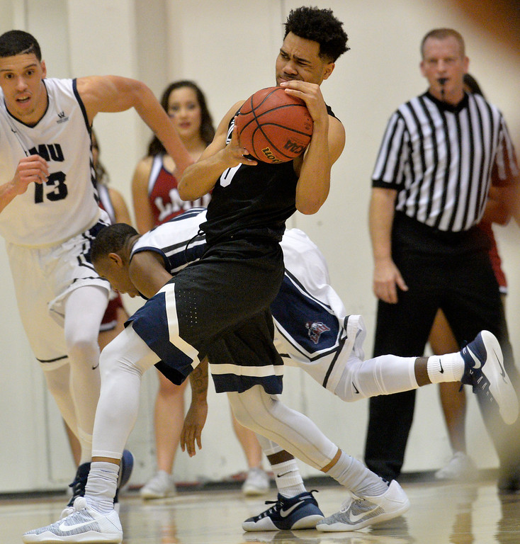 . Gonzaga, the undefeated No. 1 team in the country, is in town to play Loyola Marymount in a West Coast Conference game in Los Angeles Thursday, February 9, 2017. (Photo by Thomas R. Cordova, Daily News/SCNG)