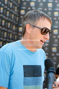 Tony Hawk attending the 10th annual Stand Up For Skateparks benefit