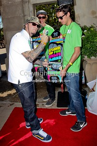 Fred Durst attending the 10th annual Stand Up For Skateparks benefit