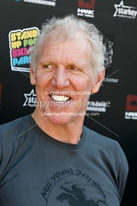 Bill Walton attending the 10th annual Stand Up For Skateparks benefit