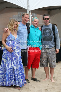 Christina Applegate, Martyn LeNoble, Flea, Eric Avery