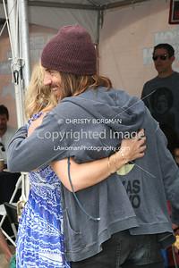 Christina Applegate, Anthony Kiedis