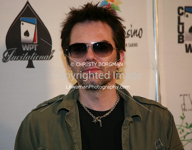 Billy Burke arrives at the 7th Annual World Poker Invitational on February 28, 2009 at the Commerce Casino, in Commerce, CA.