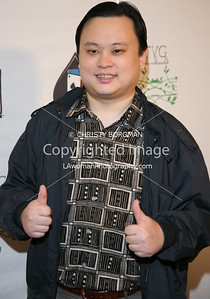 William Hung arrives at the 7th Annual World Poker Invitational on February 28, 2009 at the Commerce Casino, in Commerce, CA.