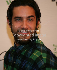 Justin Bobby Brescia arrives at the 7th Annual World Poker Invitational on February 28, 2009 at the Commerce Casino, in Commerce, CA.