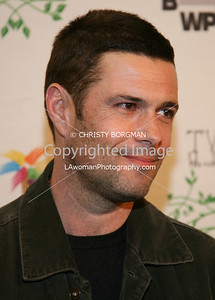 Carlos Bernard arrives at the 7th Annual World Poker Invitational on February 28, 2009 at the Commerce Casino, in Commerce, CA.
