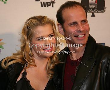 Kristy Swanson and husband Lloyd Eisler
